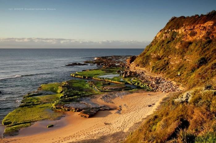австралийский пляж туриметта фото 1 (700x465, 259Kb)
