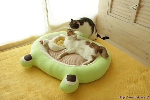 кроватка для кошки (3) (600x400, 107Kb)