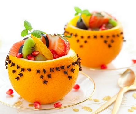 идеи подачи фруктов 11 (445x375, 180Kb)