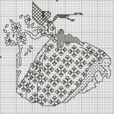 дама блэкворк (384x384, 68Kb)