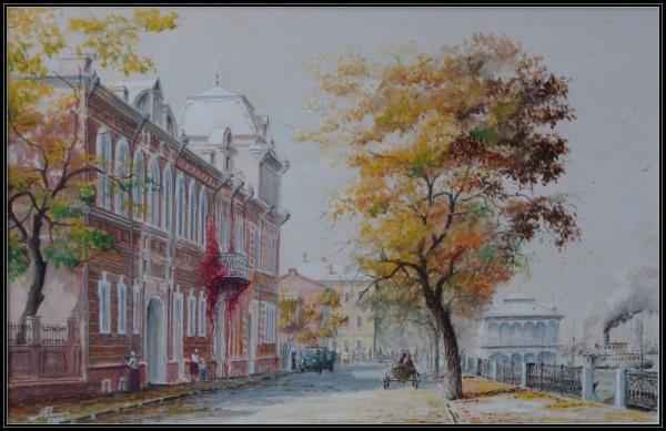 1423157858-naberezhnaya-volgi-akvarel (600x389, 243Kb)