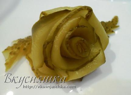 roza-iz-ogurca (431x312, 32Kb)