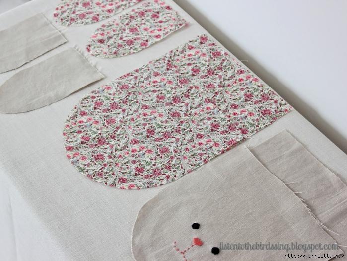 Мешочки из ткани своими руками фото