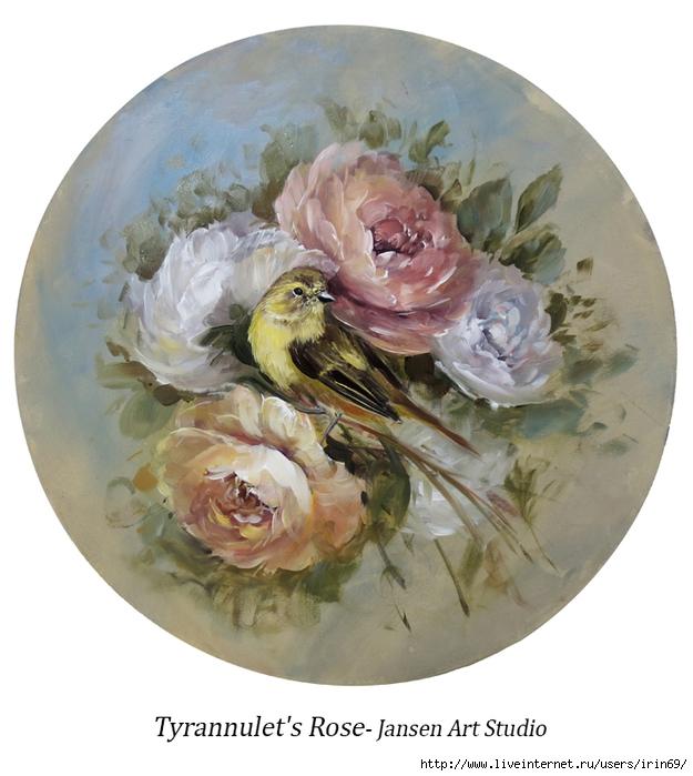 50 Tyrannulet's Rose (625x700, 252Kb)