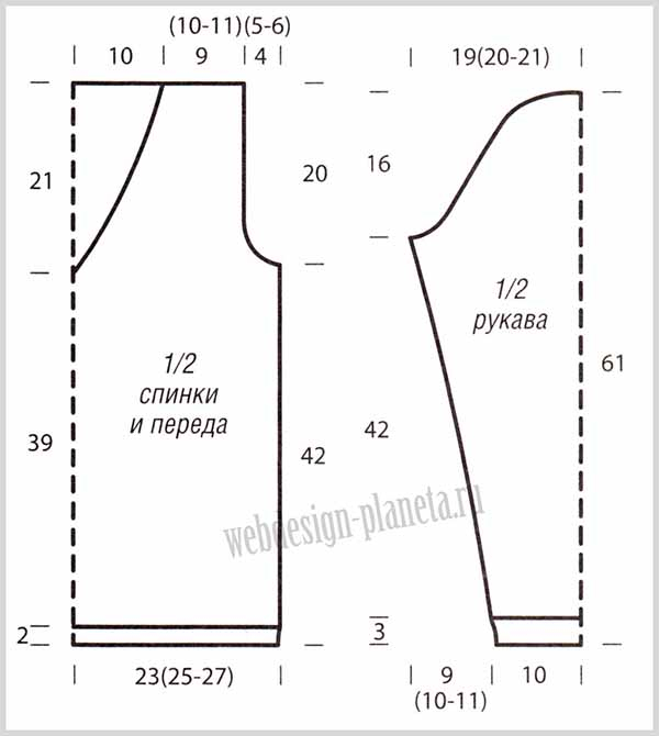 fialkovyj-zhenskij-pulover-spitsami-s-v-obraznym-vyrezom-vykrojki (600x670, 118Kb)
