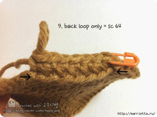 Как связать крючком сумочку - корзинку (12) (500x373, 100Kb)