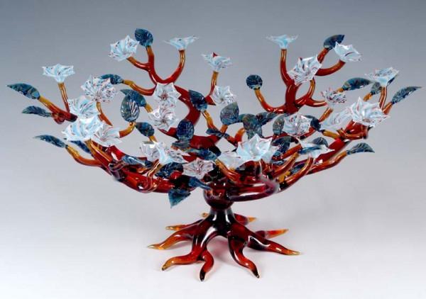 скульптуры из стекла Роберт Микельсон 2 (600x422, 188Kb)