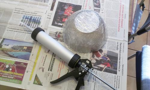 Декоративная вазочка из силикона (2) (500x299, 297Kb)