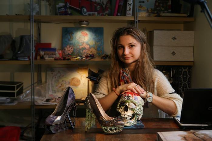красивая дизайнерская обувь Анастасия Радевич 15 (700x466, 282Kb)