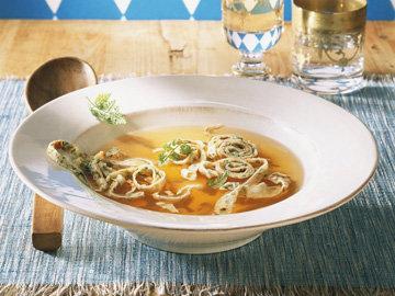 Суп с блинами (360x270, 99Kb)