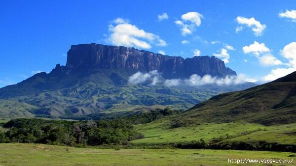 гора Рорайма, Венесуэла4 (600x338, 151Kb)