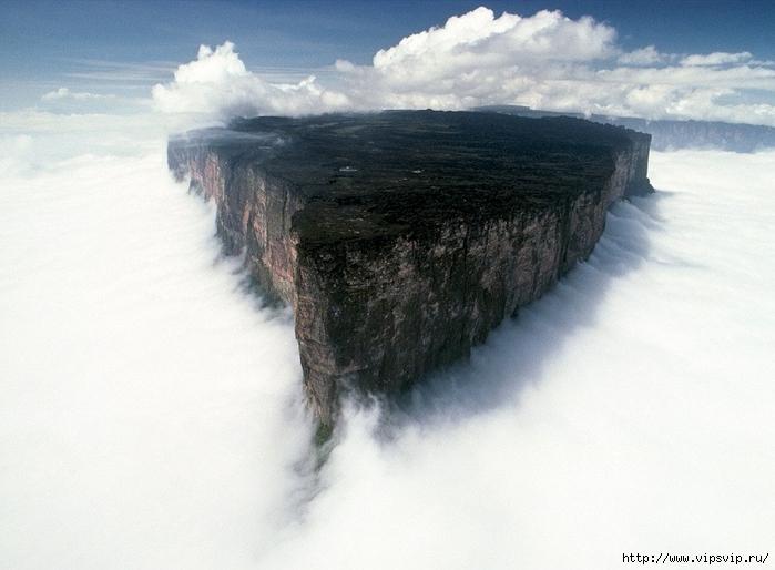 гора Рорайма, Венесуэла10 (700x514, 233Kb)