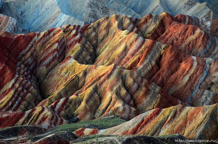 ландшафт Данься в Китае1 (700x463, 368Kb)