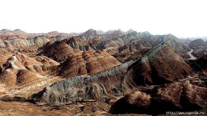ландшафт Данься в Китае8 (700x393, 278Kb)