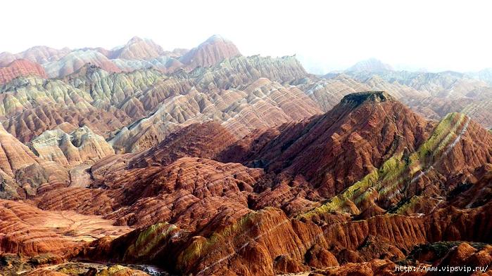 ландшафт Данься в Китае6 (700x393, 285Kb)