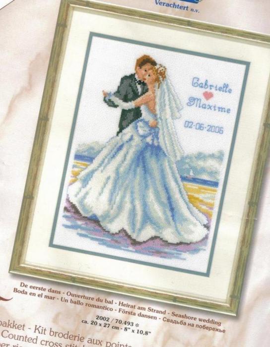 Свадебные метрики. Превью