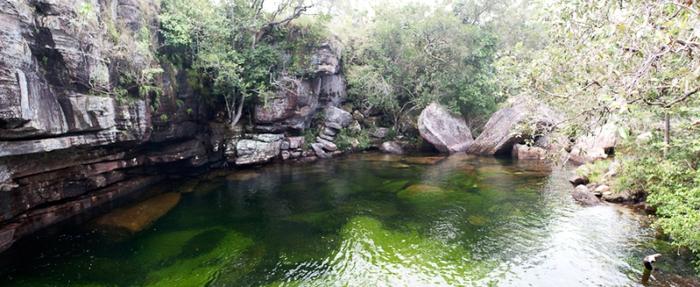 Каньо Кристалес - самая красивая река в мире10 (700x287, 282Kb)
