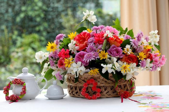 Цветы хорошего дня картинки