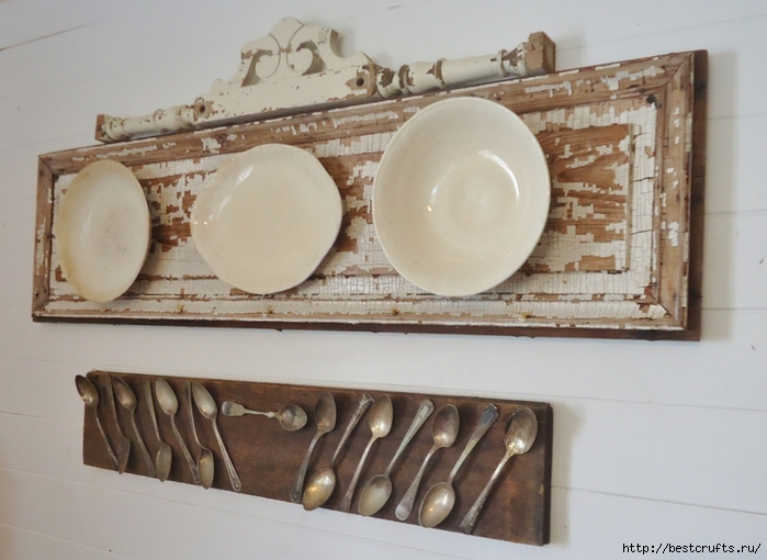 Декор старой посуды в интерьере (9) (700x510, 241Kb)
