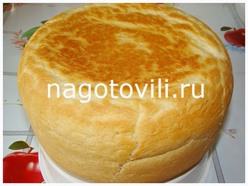 Как сделать хлеб в мультиварке