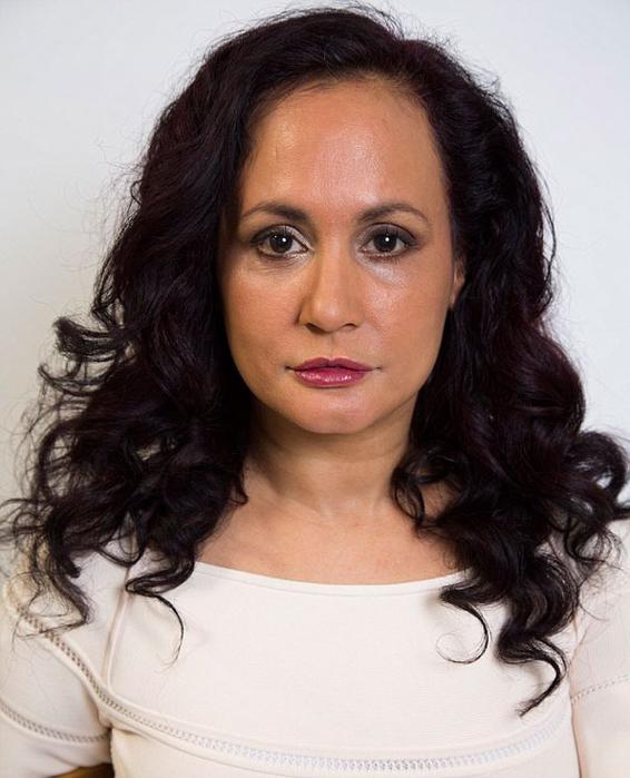 Тэсс Кристиан женщина которая не улыбается 40 лет 1 (566x700, 310Kb)