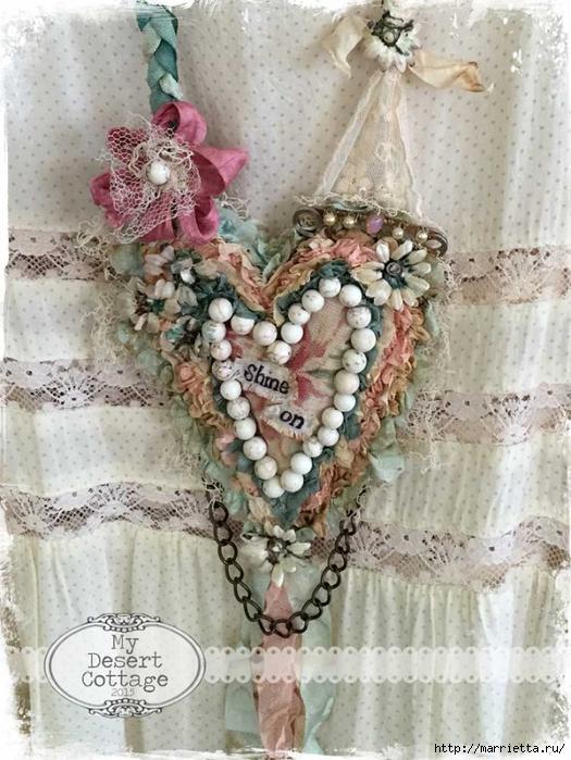 Текстильные подвески - украшения в стиле бохо (2) (525x700, 301Kb)
