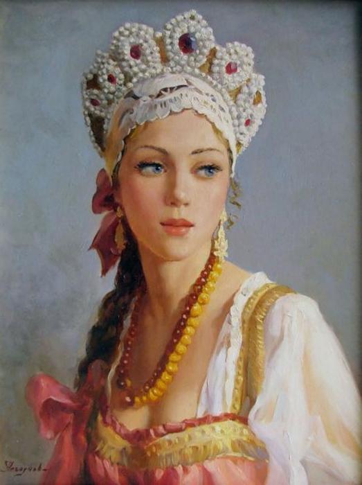 Русская блондинка на кастинге у вудмана 20 фотография