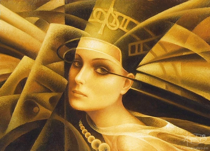 www.PaintingsGallery.pro_Brahinsskiy_Arthur_Nefertiti_medium_226758[1] (700x504, 315Kb)