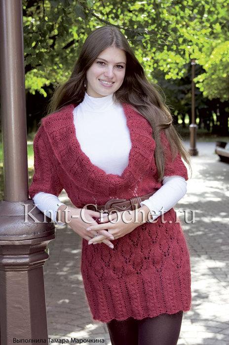 V09_09-06 туника-пуловер1 (464x700, 102Kb)
