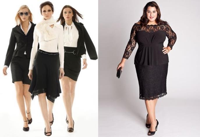 Как женщине скрыть недостатки фигуры под одеждой