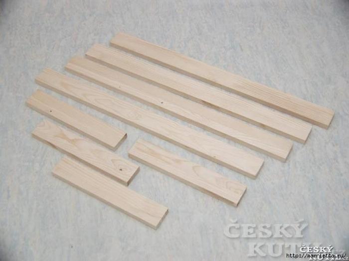 Складной столик своими руками для маленькой кухни (17) (700x525, 190Kb)