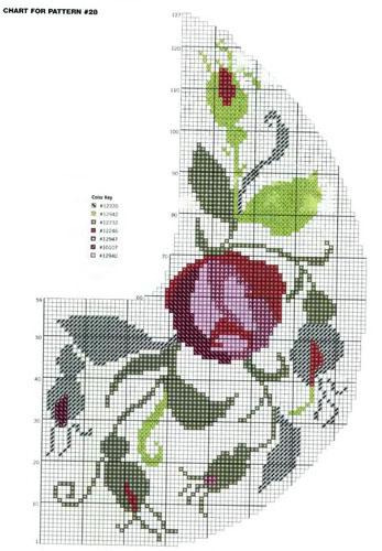 цветочная накидка спицами (2) (347x500, 128Kb)
