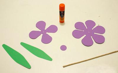 Детское творчество к 8 марта. Тюльпаны из бумаги (1) (400x248, 73Kb)