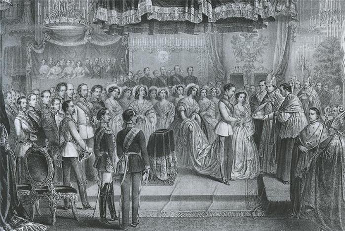 свадьба фраца иосифа (700x469, 88Kb)