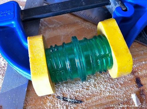 Водонепроницаемая емкость из пластиковых бутылок (1) (500x374, 218Kb)