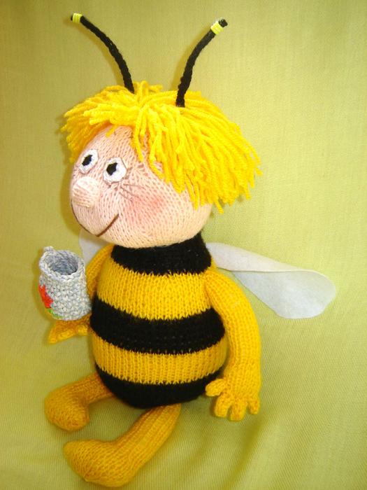 пчела (525x700, 490Kb)