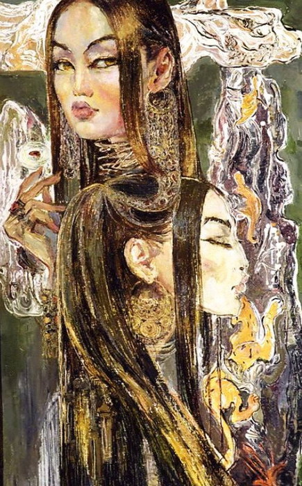 Дочери Ауз-хана. 2002 (435x700, 144Kb)
