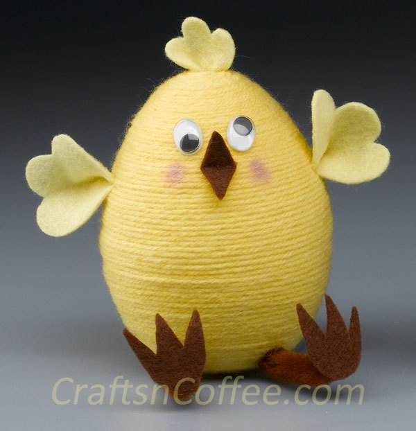 diy-easter-chick-with-yarn (600x622, 199Kb)