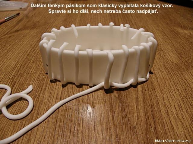 Марципановые торты в честь новорожденного (5) (640x480, 162Kb)