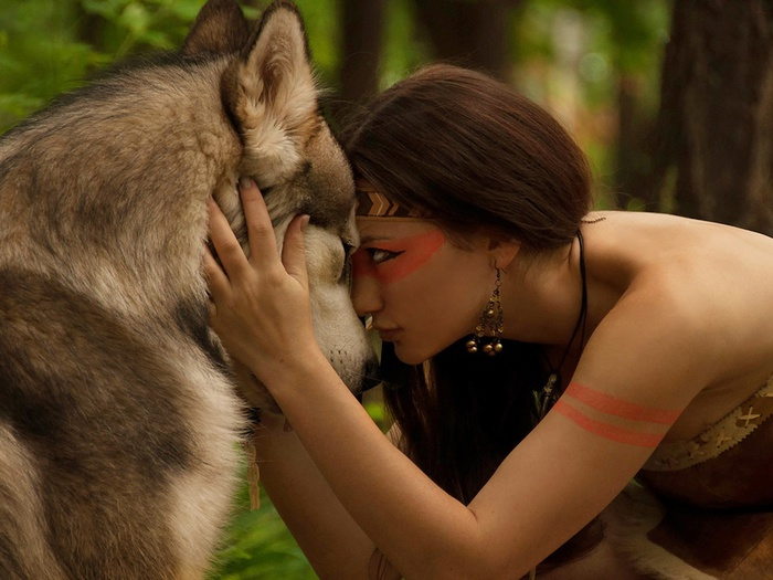 girl-wolf-friendship-1600x1200 (700x525, 122Kb)