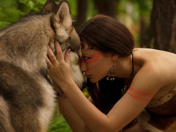 girl-wolf-friendship-1600x1200 (700x525, 122Kb)