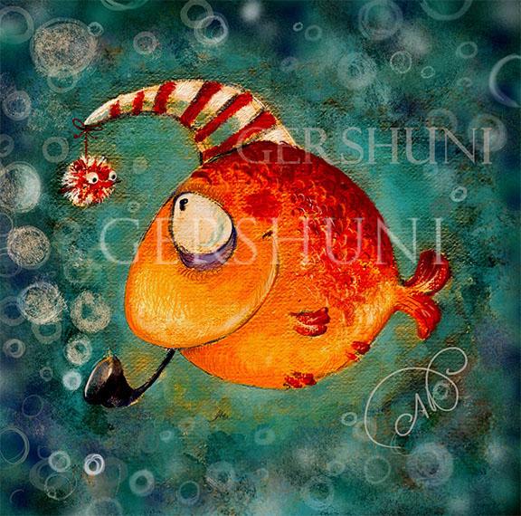 рыба на сайт (576x570, 145Kb)