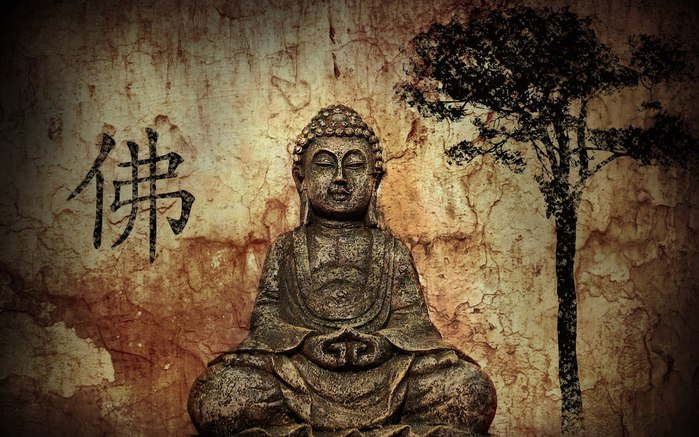 Будда о гневе (700x437, 108Kb)