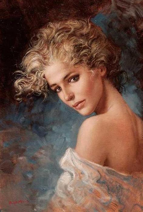 Curly blonde (471x700, 316Kb)