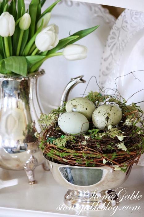 Nest+in+silver+bowl-stonegableblog.com_ (466x700, 330Kb)