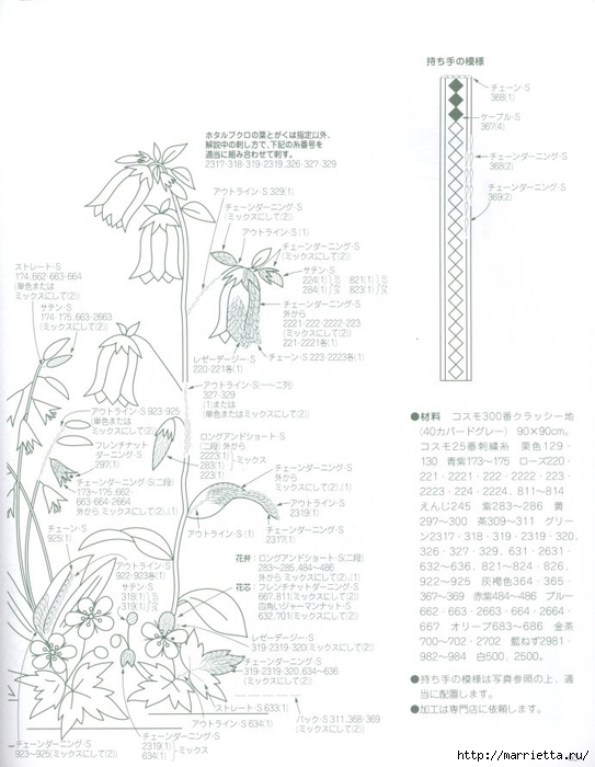 Вышивка гладью панно, картин и подушек (35) (543x700, 189Kb)