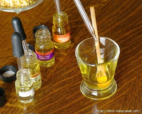 Эфирные масла руками рецепты
