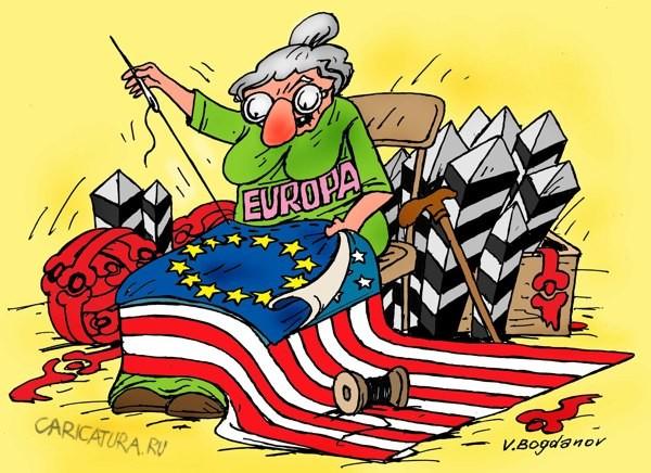 Боливар не выдержит двоих: США и Европа
