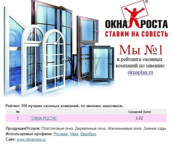 Купить окна ПВХ в Москве и области пластиковые окна от