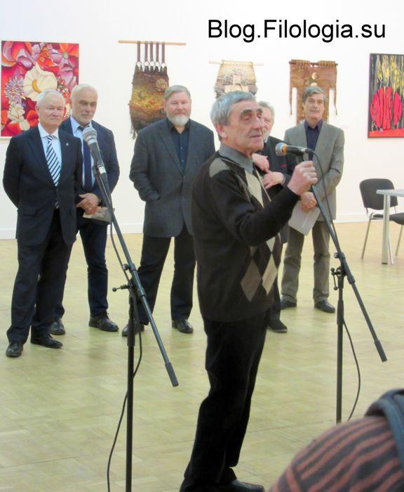 П.Ф. Никонов выступает на открытии Художественного салона 2015 в ЦДХ на Крымском валу./3241858_salonnikonov (576x700, 57Kb)
